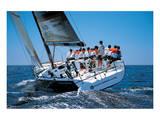 Sailing Cruis Prints