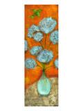 Hydrangea Bursts II Affiches par Anne Hempel