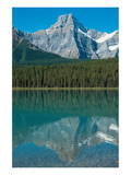 Rocky Mountains Alberta Posters