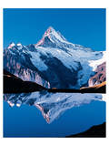 Matterhorn Wallis Switzerland Poster