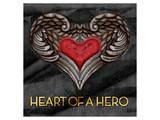 Hero Heart III Posters by Alan Hopfensperger
