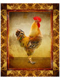 Golden Rooster Poster