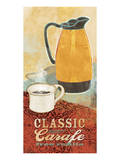 Kitchen Tile Classic Carafe Prints by Alan Hopfensperger