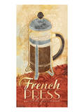 Kitchen Tile French Press Posters by Alan Hopfensperger