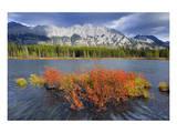 Spray Lakes Prints by Mike Grandmaison