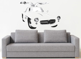 The Gullwind Legend Wall Decal Autocollant mural