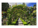 Butchart Gardens II Prints by Mike Grandmaison