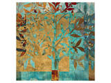 Serendipity Tree I Prints by Louise Montillio
