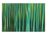 Tree Abstraction I Posters by Mike Grandmaison