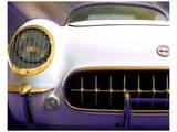 Royal Corvette Poster von Richard James