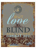 Shakespeare-Love Blind 2 Kunst von Chris Vest