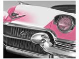 Pink Cadillac Art by Richard James