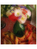 Still Life with Poppies Prints by Judy Stalus