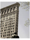 Flatiron II Prints by Richard James