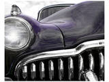Buick Eight Poster by Richard James