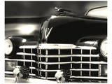 Legends Cadillac Print by Richard James