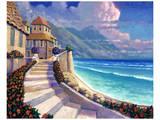 Ocean View II Prints by Rick Novak