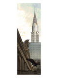 Grand Central Eagle I Posters by Richard James