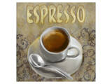 Espresso Print by Rick Novak