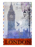 Big Ben Tower, London Posters by Chris Vest