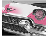 Pink Cadillac Prints by Richard James