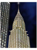 Chrysler Midnight II Prints by Richard James