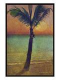 Palm Variation I Poster von Chris Vest