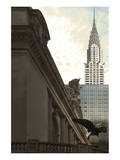 Grand Central Eagle II Prints by Richard James