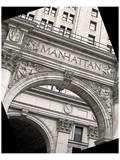 Imperial Manhattan Art by Richard James