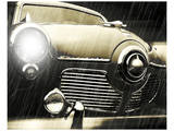 Studebaker Rain Posters by Richard James