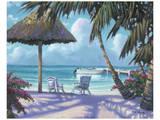 Margarita by the Tiki Prints by Rick Novak