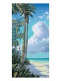 Treasure Island I Posters by Rick Novak