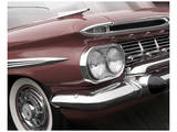 Impala Red Poster av Richard James