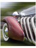 Duesenberg in Motion Poster by Richard James