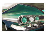Green Chevy Posters by Richard James