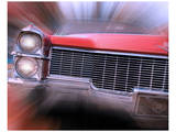 Cadillac Encountered Prints by Richard James