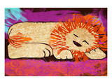 Lion II Prints by Penny Keenan