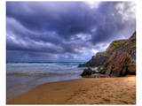 Coumeenole Beach, Ireland Prints by Richard Desmarais