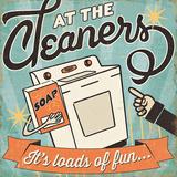 The Cleaners II Kunst van  Pela