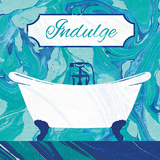 Marbled Bath II Print by Wild Apple Portfolio