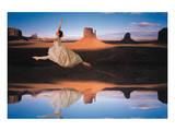 Jump Dancer Kunstdrucke von Richard Desmarais