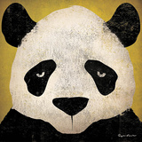 Panda Art by Ryan Fowler