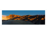 Zabriskie Point, Death Valley, Panoramic Duo II Prints by Richard Desmarais