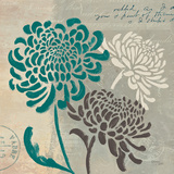 Chrysanthemums I Prints by Jim Wellington