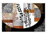 Encompassing Klimt Prints by Michael Timmons