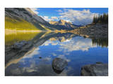 Medicine Lake Prints by Mike Grandmaison