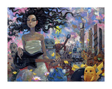 Spring Eternal Reproduction pour collectionneur par Aaron Jasinski