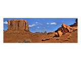 Monument Valley North Widow Prints by Richard Desmarais