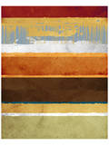 After Rothko II Print by Curt Bradshaw