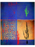 Native Desert I Prints by Parker Greenfield